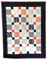 <!-- 010 -->At The Seaside Baby Quilt