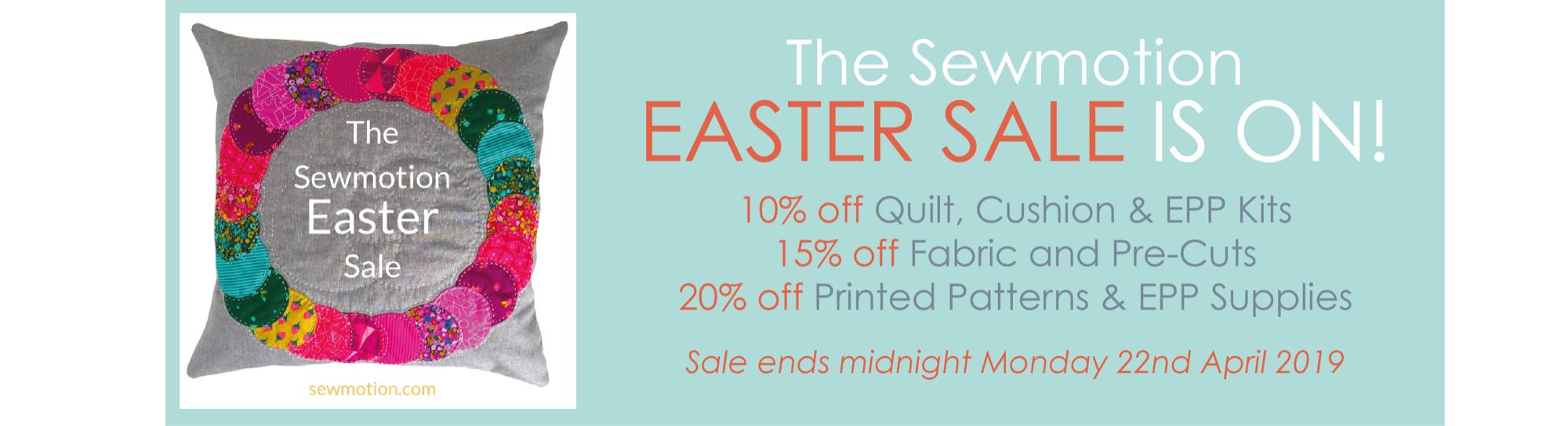 Easter Sale Banner 2019