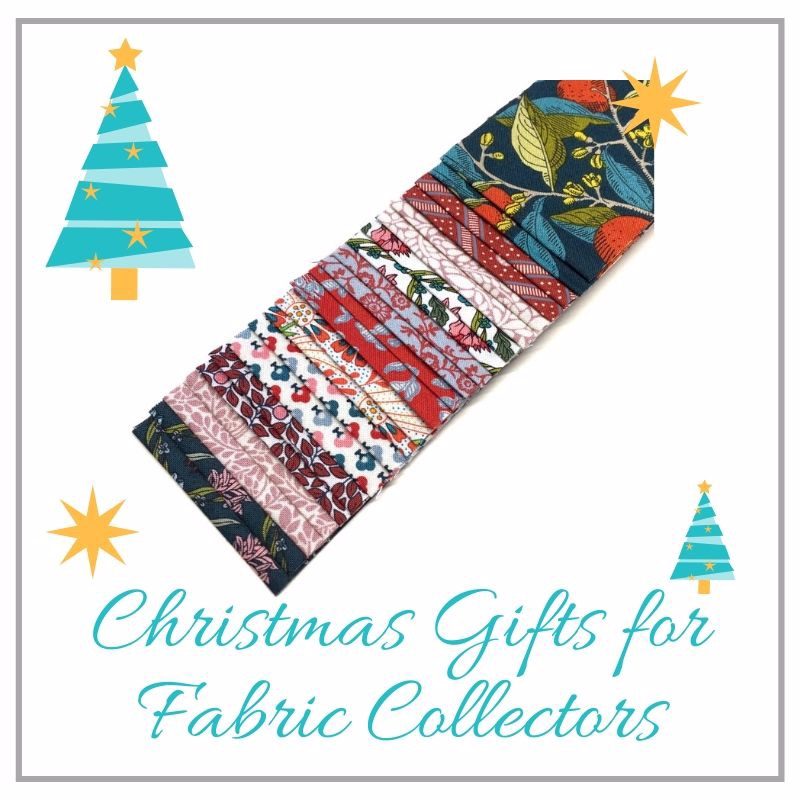 Gifts for fabric collectors
