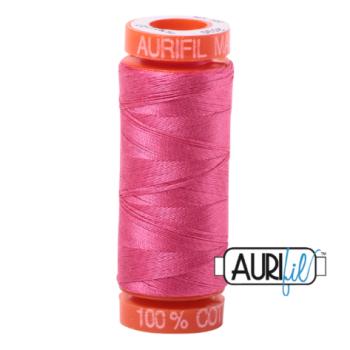 Aurifil Mako 50 Cotton / 200m - Blossom Pink - 2530
