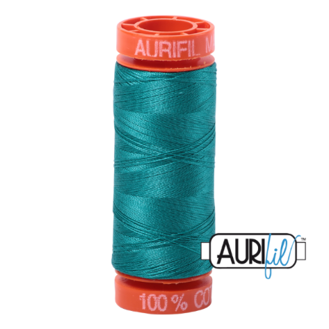 Aurifil Mako 50 Cotton / 200m - Jade - 4093