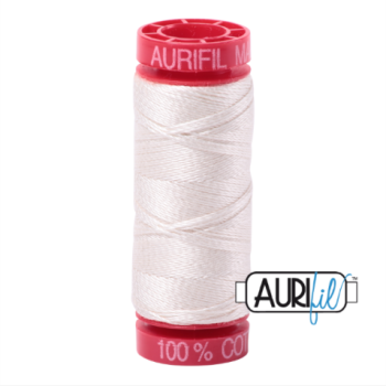 Aurifil Mako 12 Cotton / 50m - Neutral - 2311