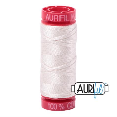 Aurifil Mako 12 Cotton / 50m - Neutral - 2311