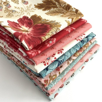 Super Bloom Fat Quarter Bundle - 9pc