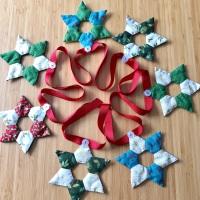 Yuletide Christmas Bunting Kit