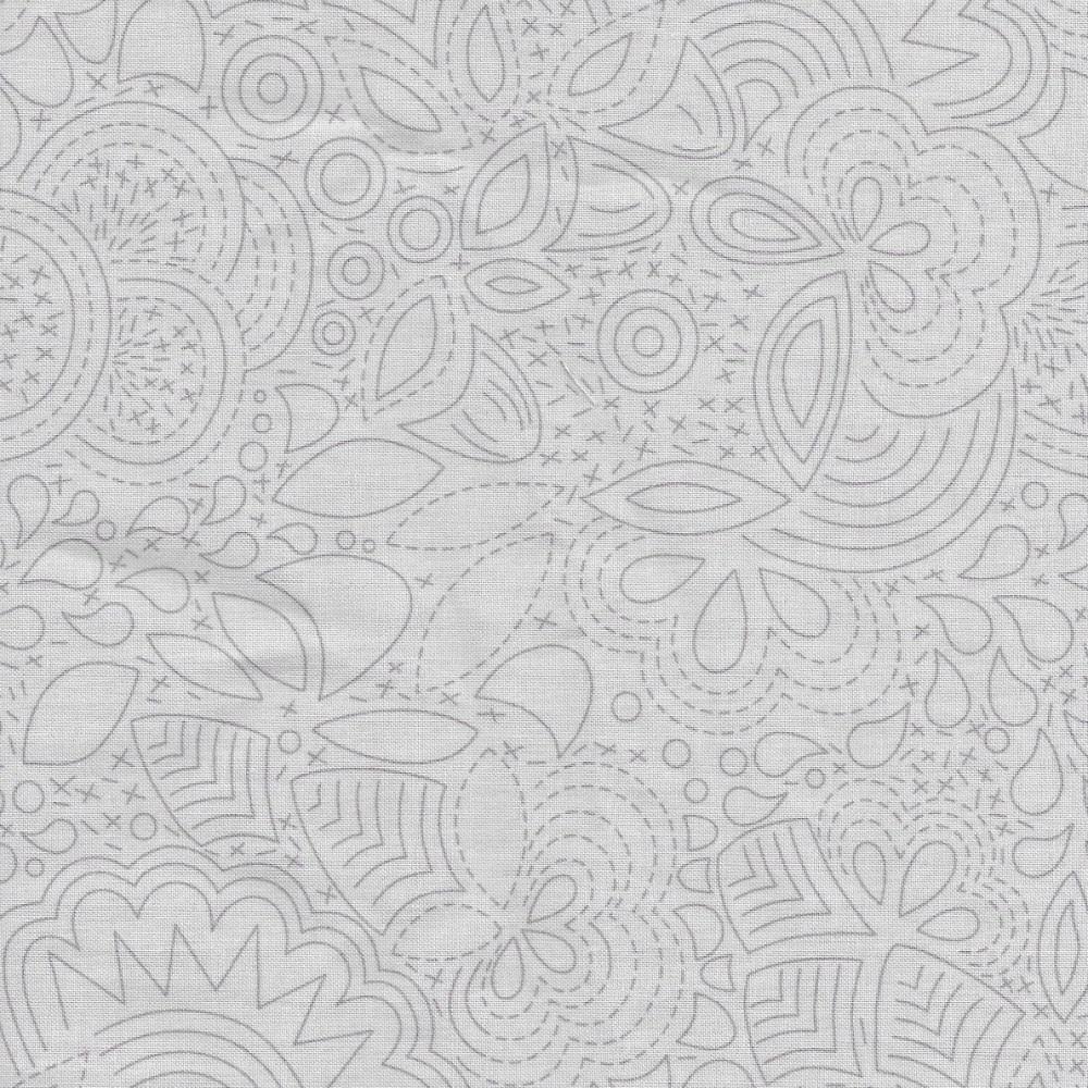 Sun Prints 2020 8450-L1 Shadow Stitched