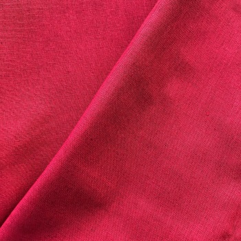 Linen/Cotton Solid Dye in Red - 1000 LCR6