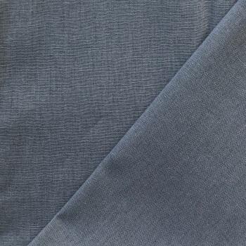 Linen/Cotton Solid Dye in Dark Grey 1000-LCS8