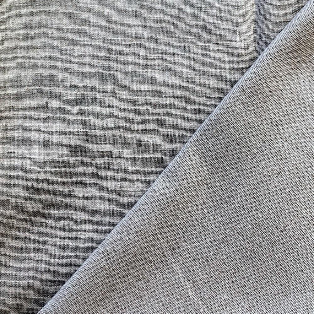 <!-- 001 -->Linen/Cotton Solid Dye in Light Grey