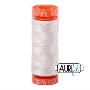 Aurifil Mako 50 Cotton / 200m - Muslin - 2311