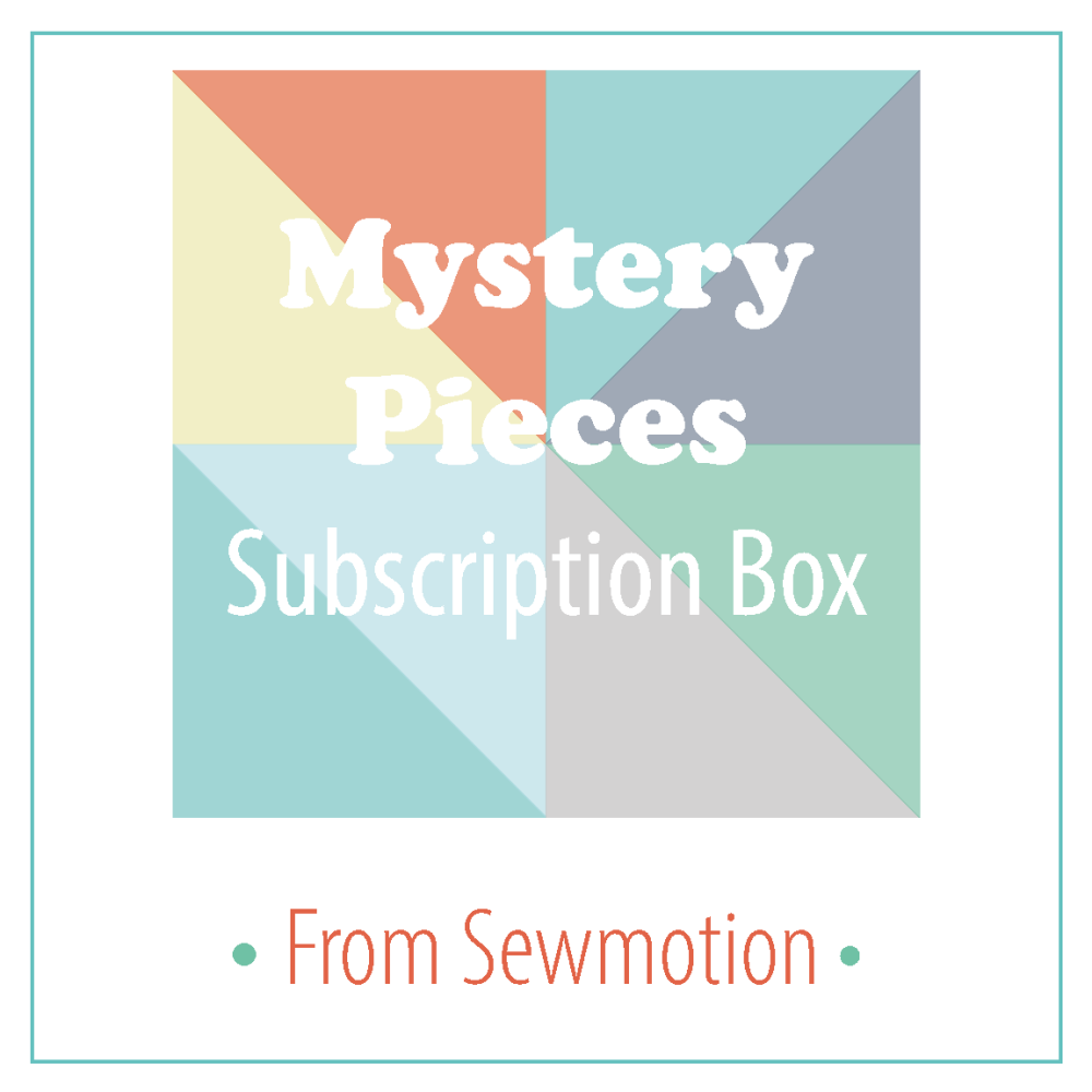 The Sewmotion Subscription Box