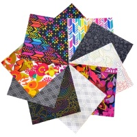 <!-- 001 -->Quilter's Pre-cut 42pc Charm Pack in Alison Glass's Art Theory