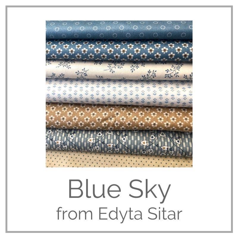 <!-- 001 -->Blue Sky by Edyta Sitar