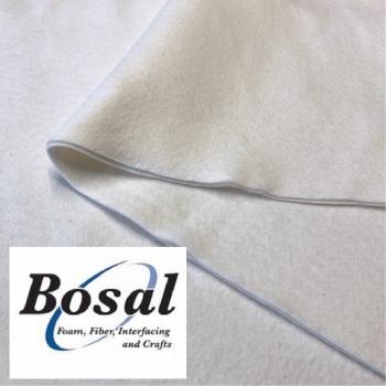 """Bosal Stitch It 80/20 Wadding - 120"""" wide"""