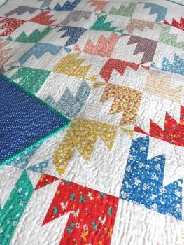 Vintage Buzz Saw Quilt Pattern