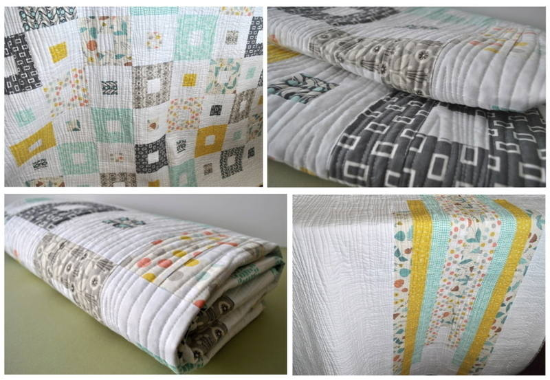 All Squared Up quilt pics