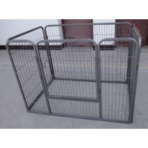 Metal Playpen With Base 49