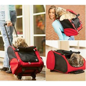 Pet Trolley/ Backpack