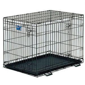 Folding Metal Dog Crate - 3 Sizes