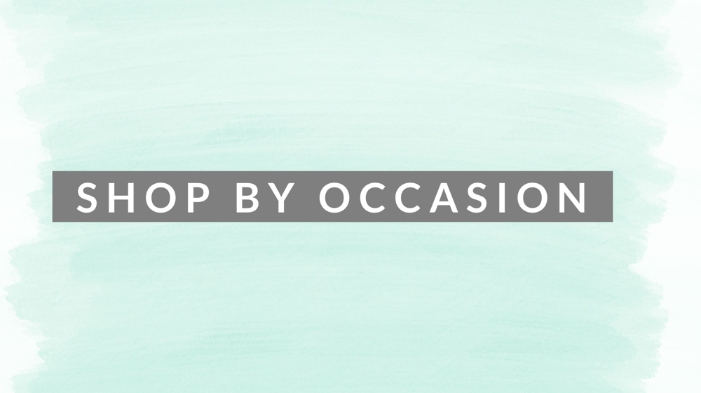 <!-- 011 -->Shop By Occasion