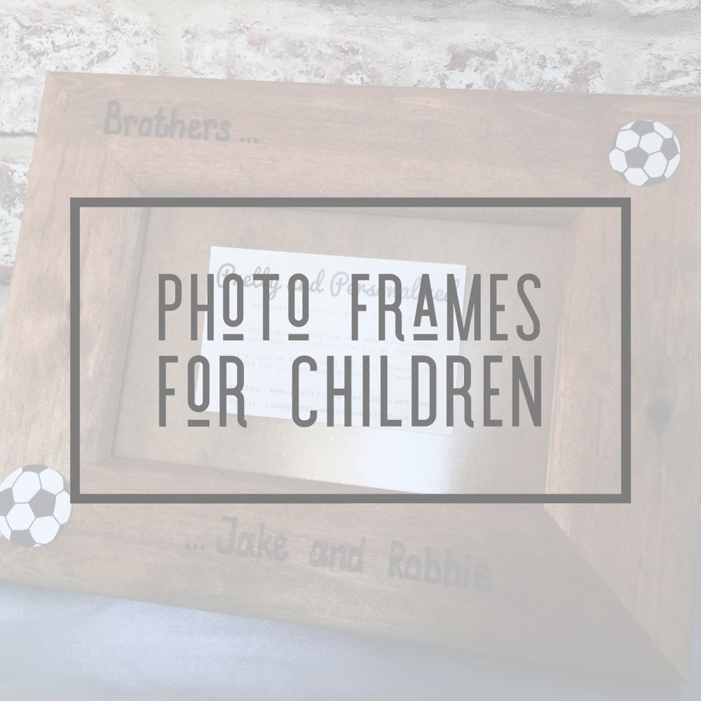 <!-- 009 -->Photo Frames for Children