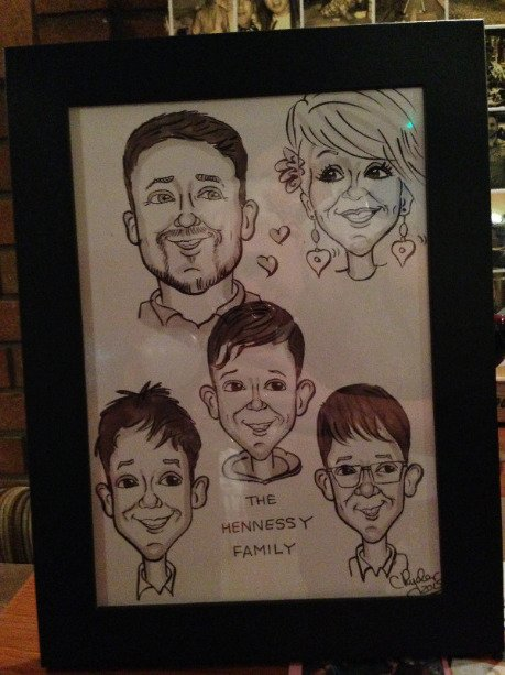 Our caricature