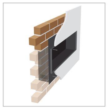 Gotham inset-wall image