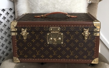 Louis Vuitton Monogram Large Vanity Trunk