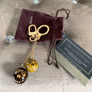 Louis Vuitton Super Rare Jack and Lucie Bag Charm