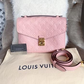 Louis Vuitton Rose Poudre Pochette Metis