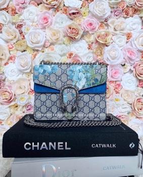 Gucci Blue Blooms Mini Dionysus