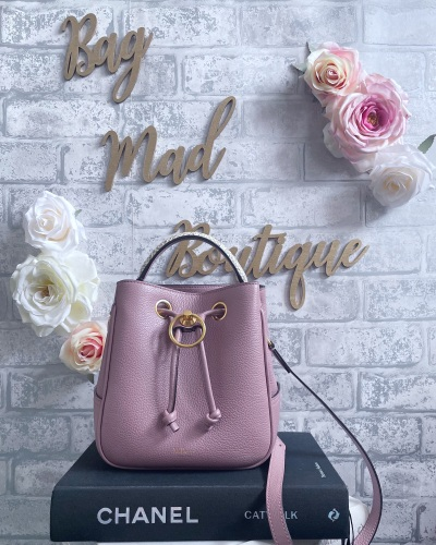 Mulberry Mocha Rose Small Hampstead