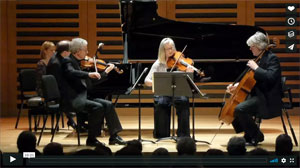Frith Quartet on Video