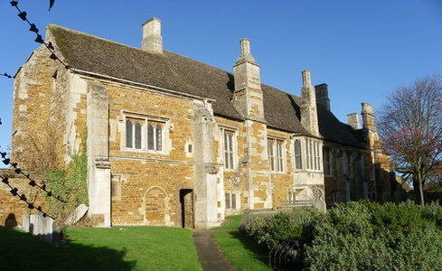 Bede House - front view