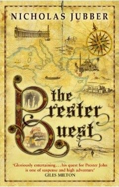 The Prester Quest front cover