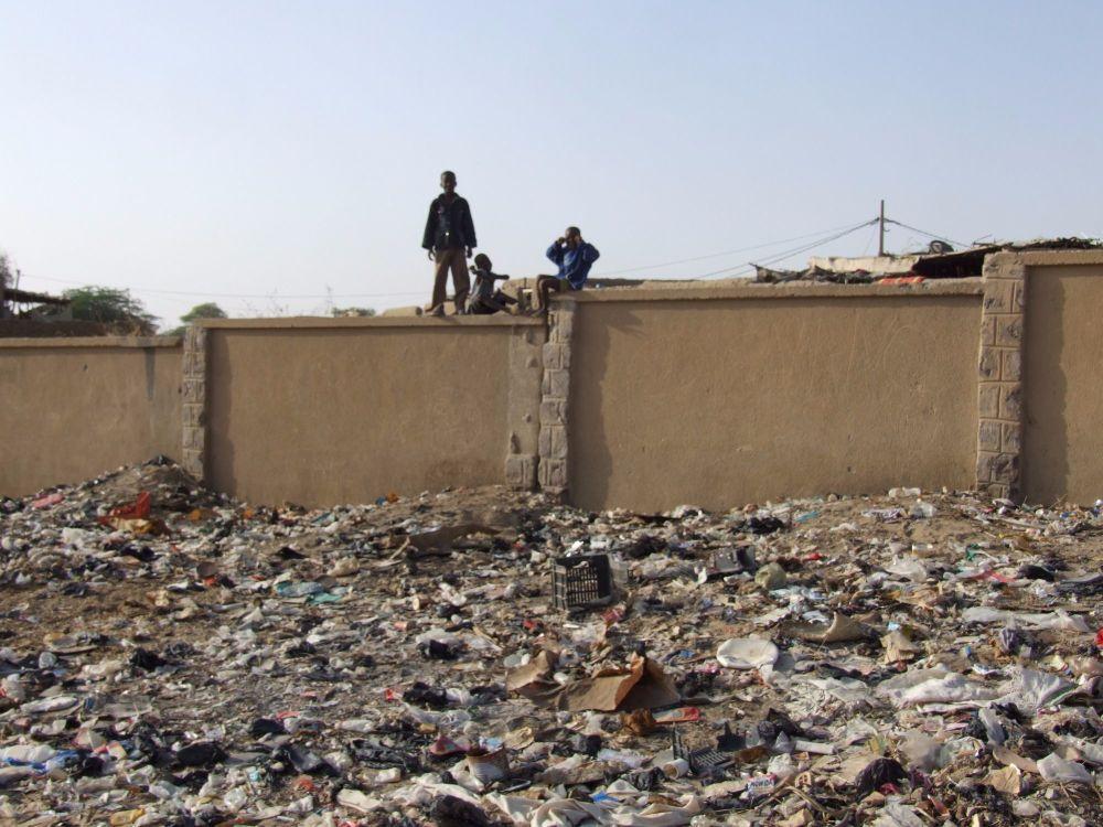 Timbuktu midden