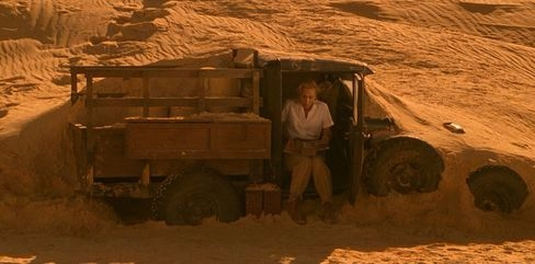 The English Patient - after the sandstorm