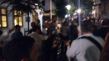musicians in Belgrade