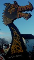 Sheringham dragon