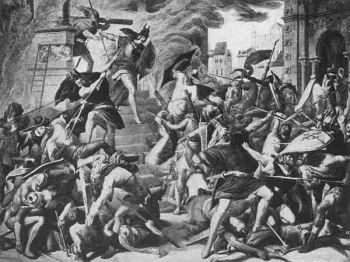 Nibelungen battle