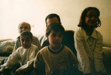 Ghassan's children