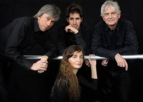 Quatuor Parisii with Doriane