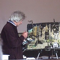 David Birch at Work
