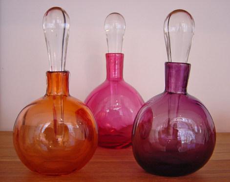 teardrop bottels