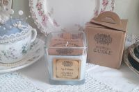 Eco-Friendly Soy Wax Jar Candle - Fig & Cassis