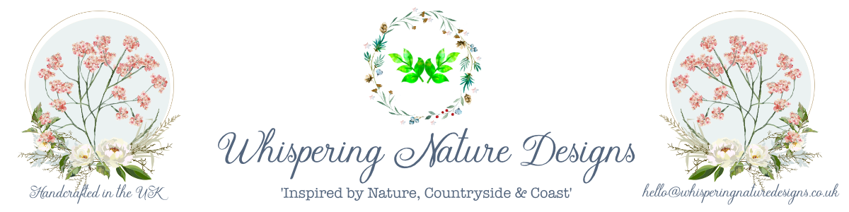 Whispering Nature - Handmade Designs, Inspired by Nature