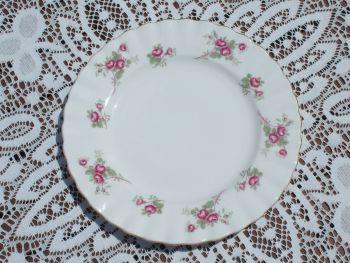 Set of 2 Richmond Bone China Tea Plates - Rose Time