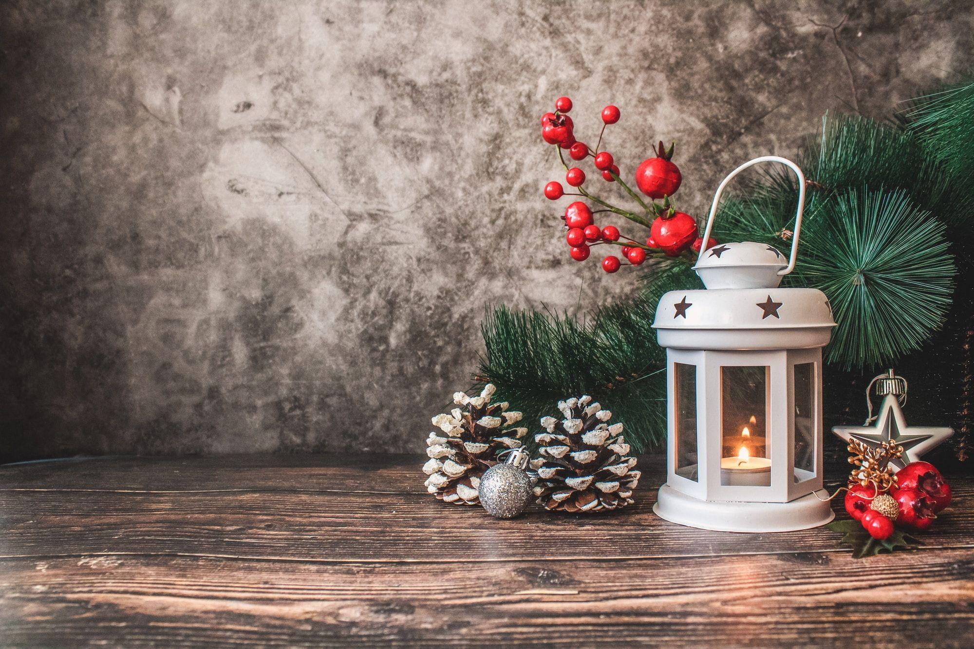Christmas at Whispering Nature Vintage