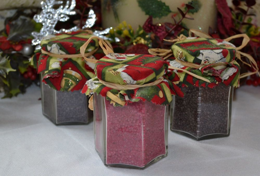 The Cottage Heart - Christmas Cranberry Simmering Granules 200g