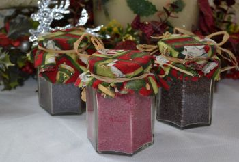 Christmas Cranberry Simmering Granules 200g